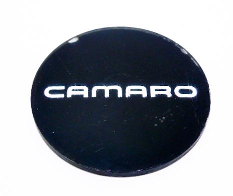 """Колпак колёсного диска б/у с надписью """"CAMARO"""" D=65мм"""